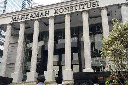 MK Cek Kabar Penangkapan Hakim oleh KPK