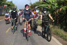 #MelihatHarapan Bike Trenggalek 2021: Gowes Sehat Sambil Berbagi Kebaikan