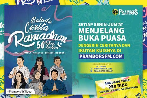 Eksis Selama 18 Tahun, Balada Cerita Ramadhan Prambors Setia Hadirkan Kisah Kawula Muda