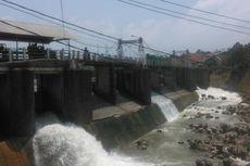 Antisipasi Banjir Jakarta, Bendung Katulampa Dilengkapi Sistem Telemetri