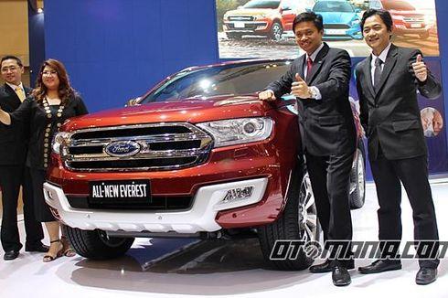 Ford Indonesia Absen di GIIAS, Gaikindo Cuek
