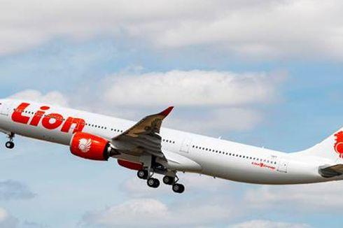 Lion Air Resmi Hentikan Sementara Penerbangan Umrah ke Arab Saudi