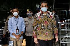 Dijemput Penyidik KPK, Azis Syamsuddin Tiba di Gedung Merah Putih