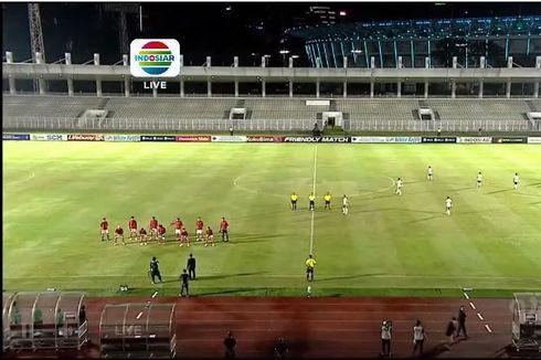Siaran Sepak Bola Indonesia Pertama Tanpa Penonton dari Kacamata Pentolan Suporter
