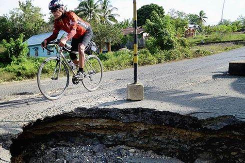 Tanjakan Masih Membayangi Etape 4 Jelajah Sepeda Kompas