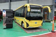 Karoseri Delima Jaya Siap Rakit Bus Listrik September 2021
