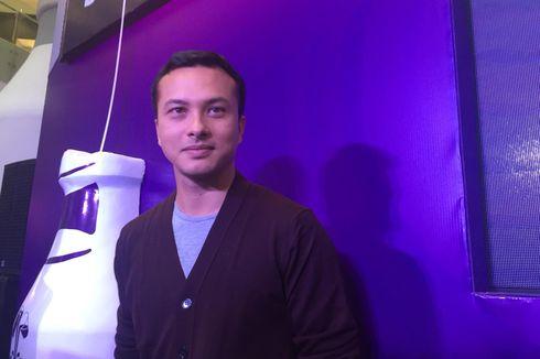 Nicholas Saputra Berbagi Nutrisi dengan Anak-anak Kurang Gizi di NTT