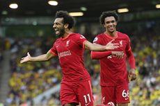 Hasil Norwich Vs Liverpool: The Reds Menang, Salah Cetak Sejarah Baru