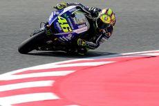 Rossi Siap Begadang demi Menonton Italia Vs Inggris
