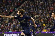 Valladolid Vs Real Madrid, Los Blancos Menang lewat Gol Tunggal Nacho