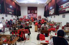 Kantor Partai di Surabaya Berubah Jadi Tempat Produksi Sejuta Masker
