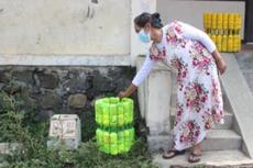 Mahasiswa Universitas Brawijaya Olah Sampah Plastik Jadi Ecobrick