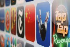 Aplikasi Apple Menurun untuk Pertama Kalinya