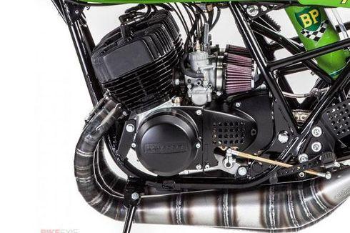 Sehatkah Bau dan Asap Pada Motor 2 Tak?