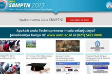Cek Hasil SBMPTN 2013 di