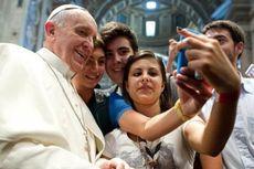 Survei: Paus Fransiskus Terpopuler di Internet pada 2013