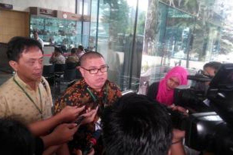 Advokat Razman Nasution