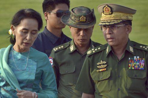 Serukan Aung San Suu Kyi Dibebaskan, Dubes Myanmar untuk Inggris Dipulangkan