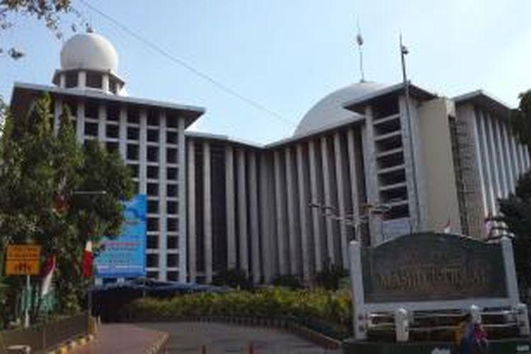 Masjid Istiqlal, Jakarta.