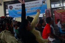 Pemerintah Malaysia Deportasi 78 Buruh Migran Indonesia Melalui Nunukan