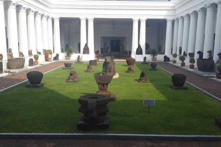 Museum Nasional, Jakarta Pusat.