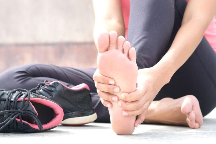 Ilustrasi kaki