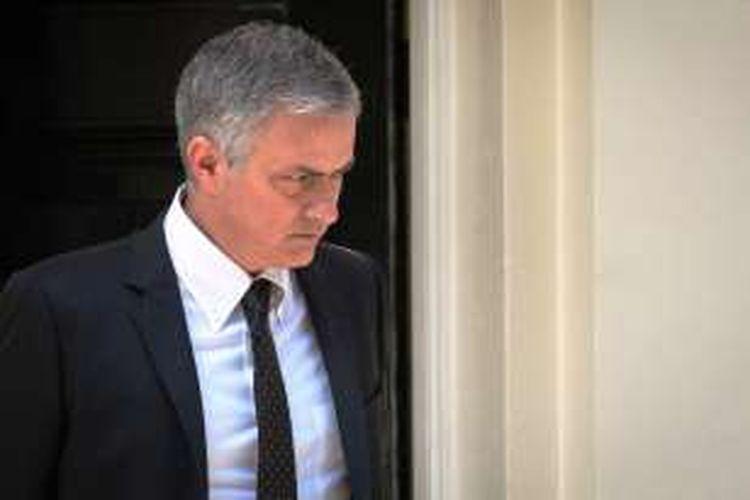 Manajer anyar Manchester United, Jose Mourinho.