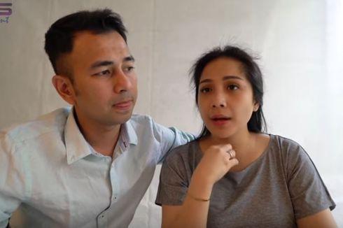 Raffi Ahmad dan Nagita Slavina Menjawab Tudingan Kemesraan Palsu