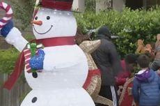 Dianggap Terlalu Awal, Keluarga di Texas Ini Diminta Copot Hiasan Natal