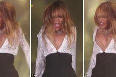 Duh... Beyonce Alami Insiden Busana Saat Tampil di Konser Suami