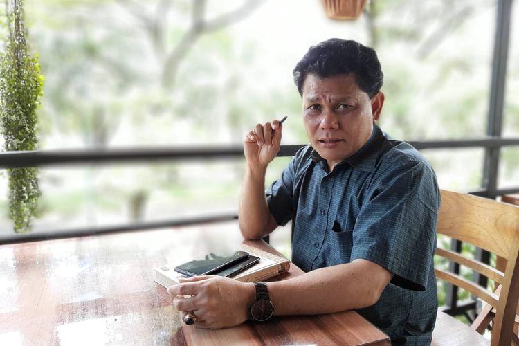 Direktur Pusat Inkubasi Bisnis Syariah (Pinbas) Majelis Ulama Indonesia M Azrul Tanjung mengimbau mahasiswa yang menolak Undang-undang Cipta Kerja menempuh jalur konstitusional lewat uji materi di Mahkamah Konstitusi.