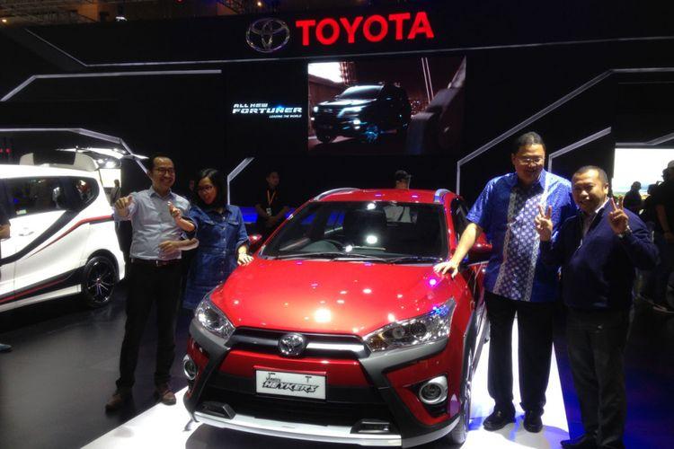 Pendaftaran program Toyota Berani Coba sudah dibuka sampai 1 Juli 2017.