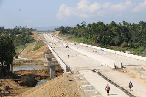 Persingkat Waktu Tempuh, Tol Sibanceh Bisa Dilintasi April Mendatang