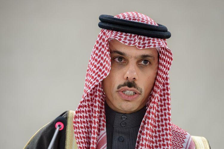 Menteri Luar Negeri Kerajaan Arab Saudi, Faisal bin Farhan Al Saud