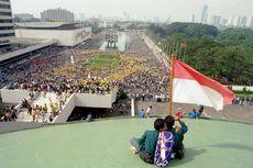Hiruk Pikuk di Gedung Wakil Rakyat, Sehari Jelang Kejatuhan Soeharto