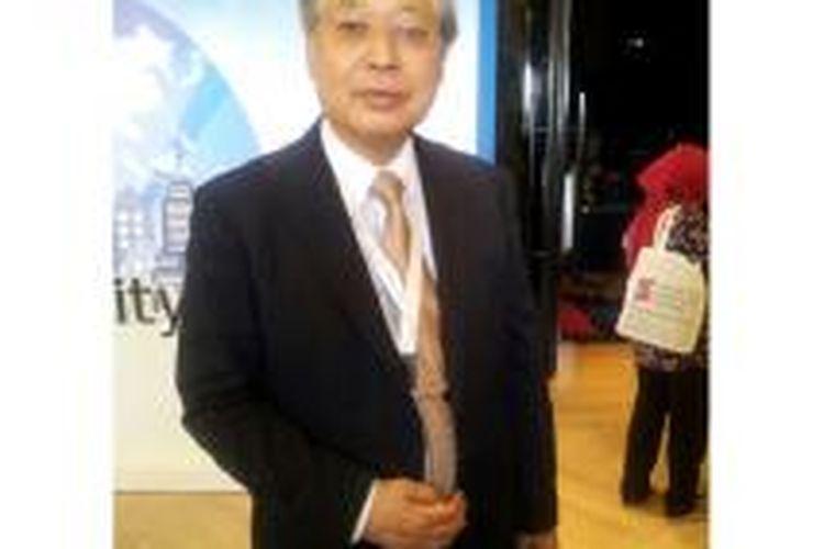 Prof Dr Toshio Obi