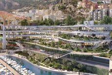 Monako Bangun Taman Vertikal