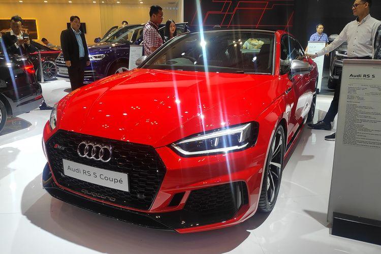 Audi RS 5 di GIIAS 2019