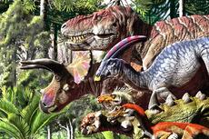 Dinosaurus Punah Sebelum Dihantam Asteroid 66 Juta Tahun Lalu, Studi Baru Jelaskan