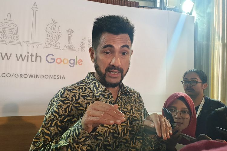 Jason Tedjasukmana, Head of Corporate Communication Google Indonesia