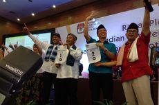 Pilkada Kota Bekasi: Rahmat Effendi-Tri Adhianto Dapat Nomor Urut 1, Nur Supriyanto-Adhy Firdaus Nomor 2