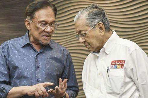 Mahathir Pastikan Serahkan Kekuasaan kepada Anwar Ibrahim