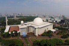 38 Tahun Pasca Masjid Istiqlal Berdiri....