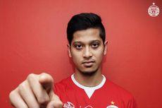 Persija Vs Bali United, Farri Agri Hanya Jadi Penonton