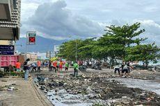 Kawasan Kota Manado yang Diterjang Gelombang Pasang adalah Lahan Reklamasi