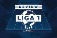 Bhayangkara FC Vs Persija Jakarta, Diwarnai Kartu Merah, Macan Kemayoran Kalah
