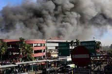 Pembangunan Pasar Senen yang Terbakar Tunggu Relokasi Pedagang