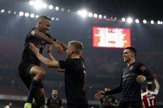Arsenal Vs Man City, Niat Arteta Hapus Rekor Kelam Saat Jumpa Tim Tamu