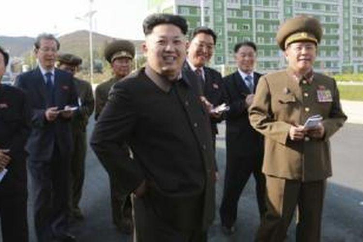 Rejim Kim Jong Un dituduh mempunyai sebuah jaringan penjara politik yang menahan lebih dari 100 ribu orang di Korea Utara.