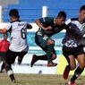 Sepak Bola PON XX Papua 2021 - Lawan Jabar, Jatim Yakin Ada di Jalur Kemenangan